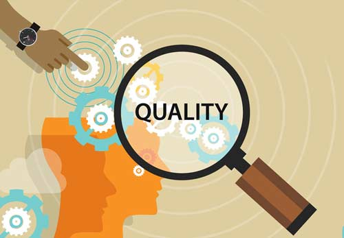 پرسشنامه محیط مدیریت کیفیت جامع