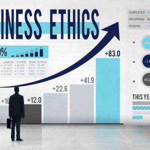 پرسشنامه رفتار اخلاقی شرکت