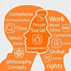 پرسشنامه اخلاق در سازمان