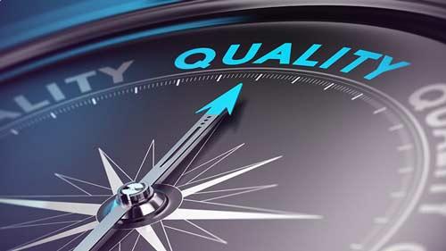 پرسشنامه توسعه منابع انسانی در مدیریت کیفیت