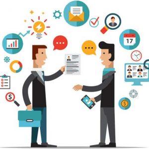 پرسشنامه استاندارد فعالیت های فردی و جمعی مدیریت منابع انسانی