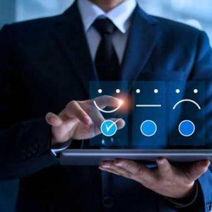 پرسشنامه استاندارد کیفیت رفتار سازمانی