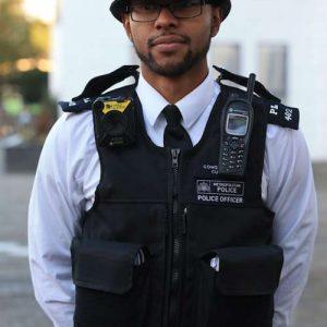 پرسشنامه ویژگی های شخصی پلیس