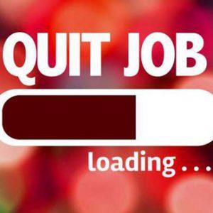 ترک شغل