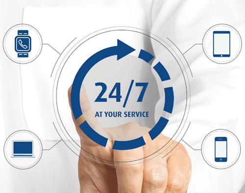 پرسشنامه استاندارد بانکداری الکترونیکی