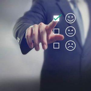 پرسشنامه استاندارد رضایتمندی مشتریان از خرید