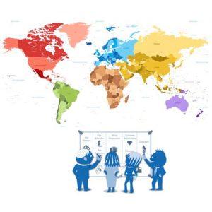 پرسشنامه استاندارد عوامل موثر بر یادگیری بازارهای خارجی