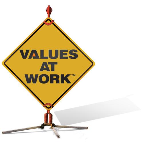 پرسشنامه ارزش های کاری