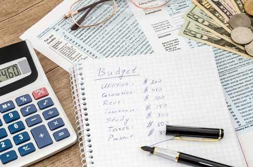 پرسشنامه بودجه بندی برنامه ای