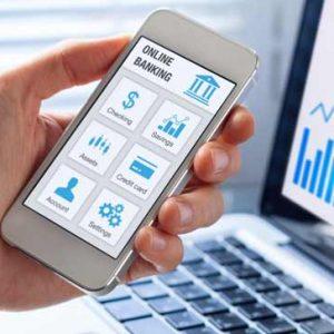 پرسشنامه تماس مستقیم با بانک در مقابل بانکداری الکترونیکی