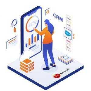 پرسشنامه مدیریت ارتباط با مشتری