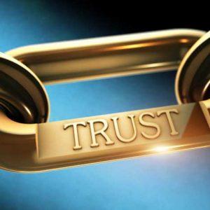 پرسشنامه اعتماد سازمانی