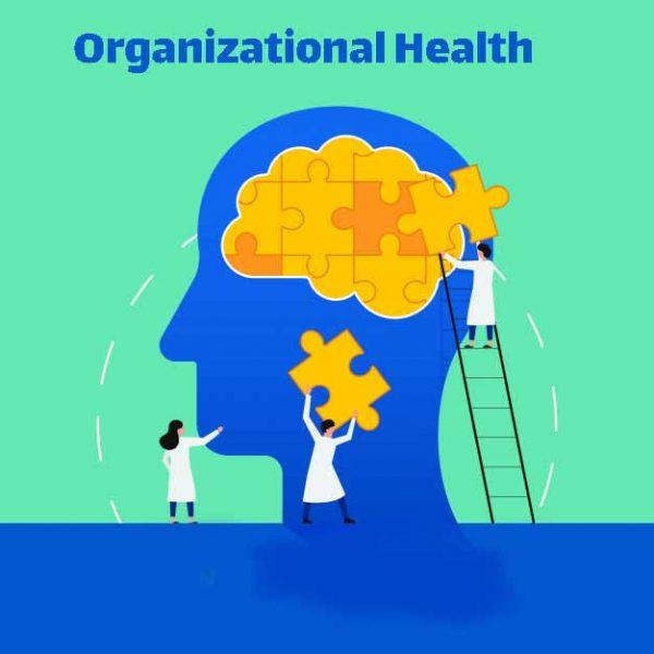 پرسشنامه سلامت سازمانی