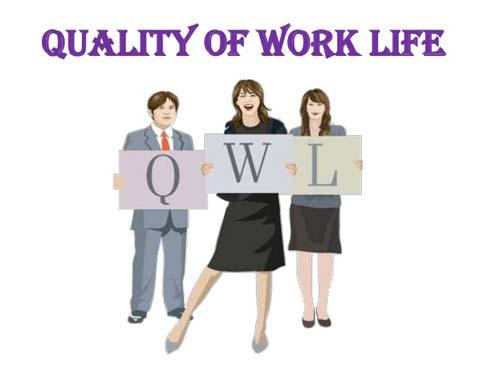 کیفیت زندگی کاری