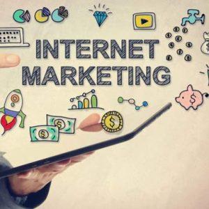 پرسشنامه تاثير اينترنت بر بازاريابي
