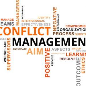 پرسشنامه استاندارد راهبردهای مدیریت تعارض