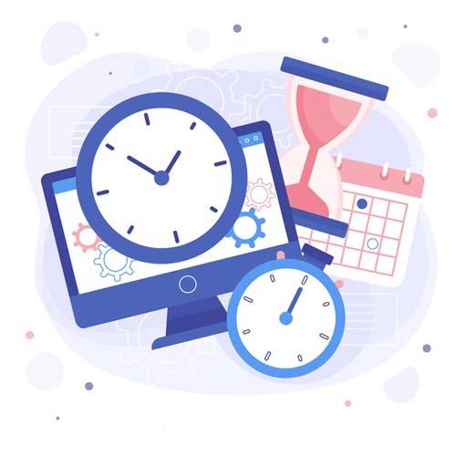 پرسشنامه استاندارد مدیریت زمان