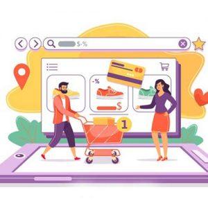 پرسشنامه خرید مشتریان آنلاین