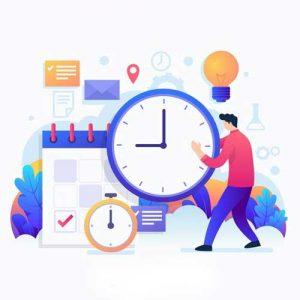 پرسشنامه مدیریت زمان