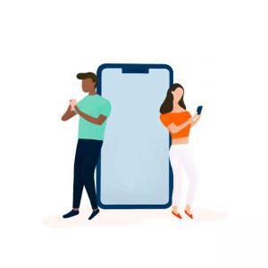 اعتیاد به گوشی همراه
