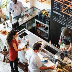 پرسشنامه رضایت مشتریان رستوران
